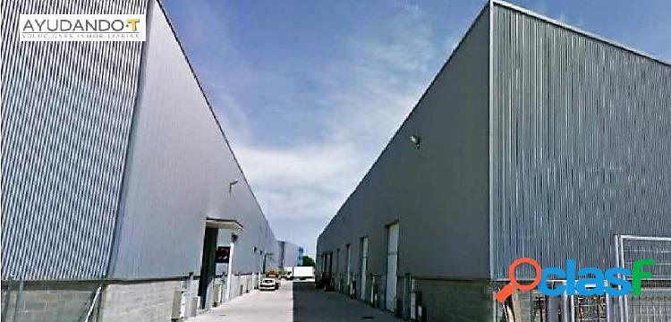 AYUDANDO-T INMOBILIARIA vende nave industrial en Fontanar