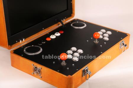 Arcade retro portable