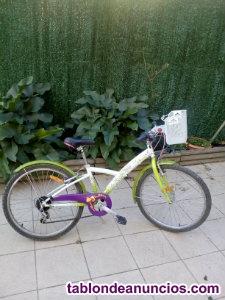 Bicicleta de paseo para niños