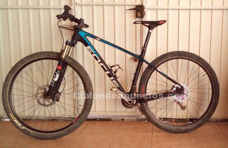 Bicicleta montaña carbono gama media/alta focus raven