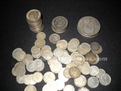 Bolivares de plata