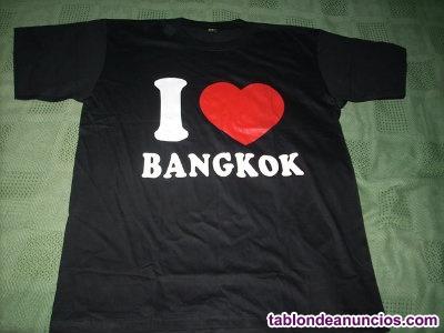 Camiseta de tailandia