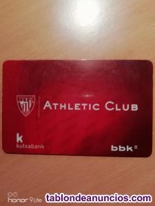 Cedo carnet athletic club