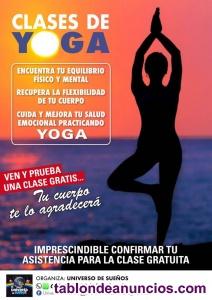 Clases de yoga en vicálvaro