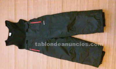 Conjunto pantalón + chaqueta de esquí