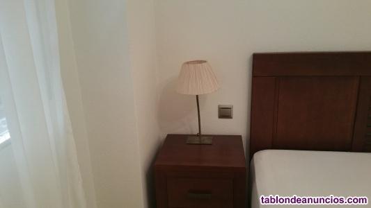 Dos lamparas para mesita de noche
