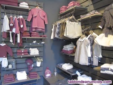 En venta tienda de ropa de bebé en la provincia de málaga