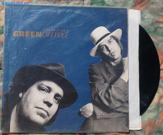 Green On Red - The Best Of (China Records, )