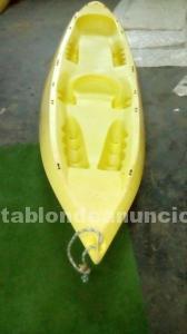 Kayak doble bahia 2 segunda mano (2+1)