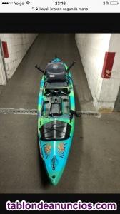 Kayak jackson kraken elite 13.5