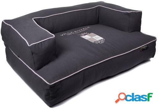 Lex & Max Sofa New Classic Antracita 100x70x35 cm