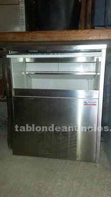 Maquina de hielo macizo / lavabasos / registradora tpv al