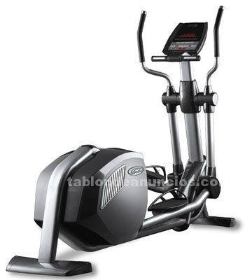 Máquinas de gimnasio de segunda mano.