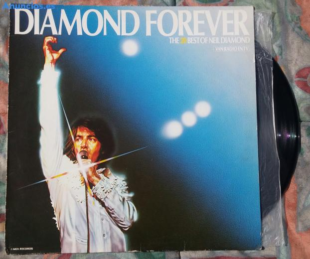 Neil Diamond - Diamond Forever The 20 Best Of, MCA