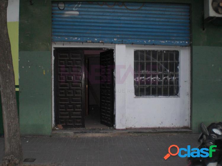 Oportunidad local comercial en San Marcelino.