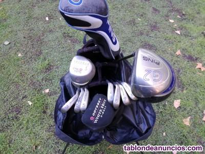 Palos de golf completo + bolsa