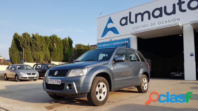 SUZUKI Grand Vitara diesel en Almansa (Albacete)
