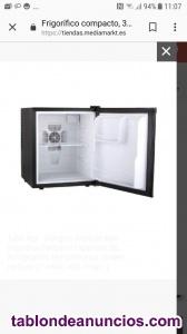 Se vende frigorifico en periodo de garantia.