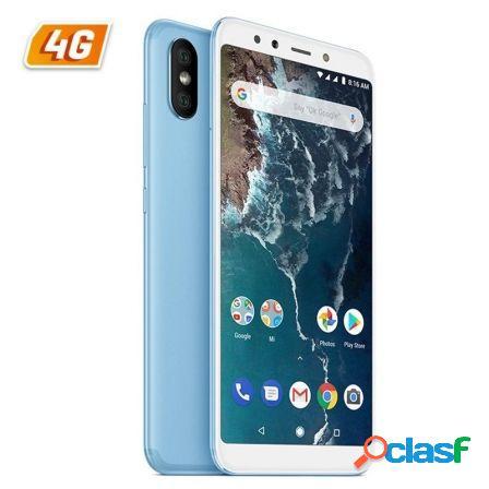 "Smartphone movil xiaomi mi a2 azul - 5.99""/15.2cm -"