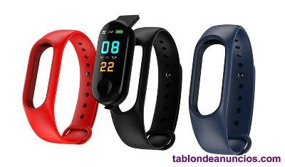 Smartwatch / smartband con pantalla a color (nueva)