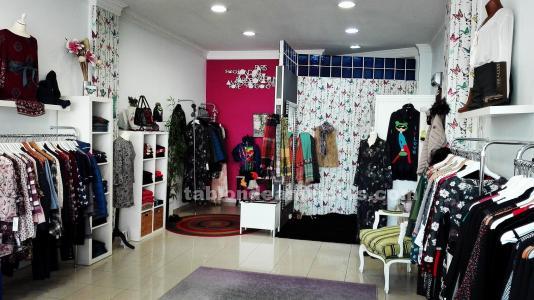 Traspaso tienda de moda & complementos