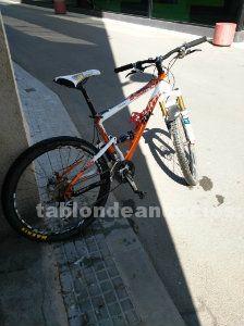 Vendo bici montaña ktm