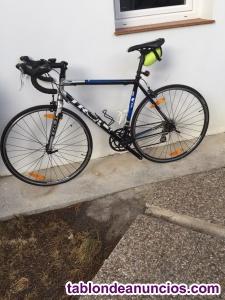 Vendo bicicleta de carretera trek