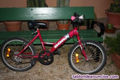 Vendo bicicleta niña/niño