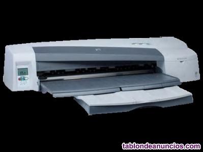 Vendo impresora impresora hp designer 110 plus