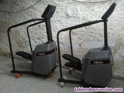 Vendo maquinaria de gimnasio