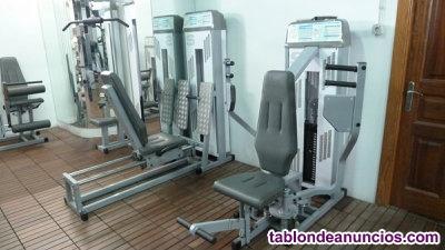 Vendo maquinaria fitness en muy buen estado