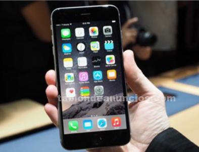 Vendo mi iphone 6 plus gris espacial 16 gb