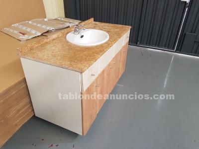 Venta mueble de baño con lavabo