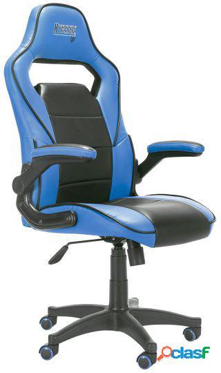 Wellindal sillón giratorio gamer sport regulable en altura