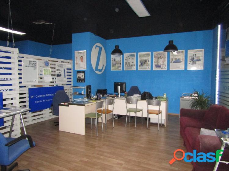 ZONA PLAZA PRADO (GANDIA) - LOCAL COMERCIAL - SE ALQUILA
