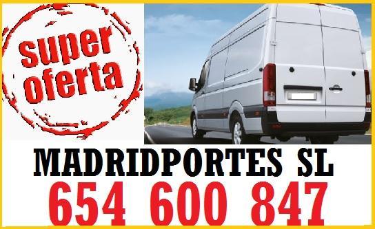 MADRID.- PORTES EN USERA DESDE