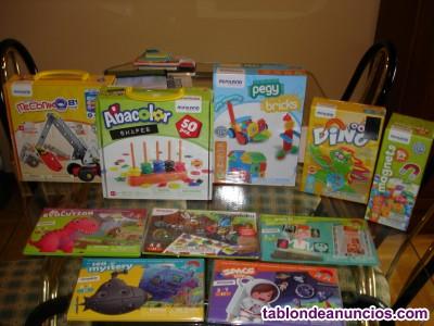 Restos de juguetes miniland