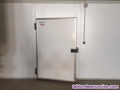 Puertas,cámaras frío,secaderos,túnel