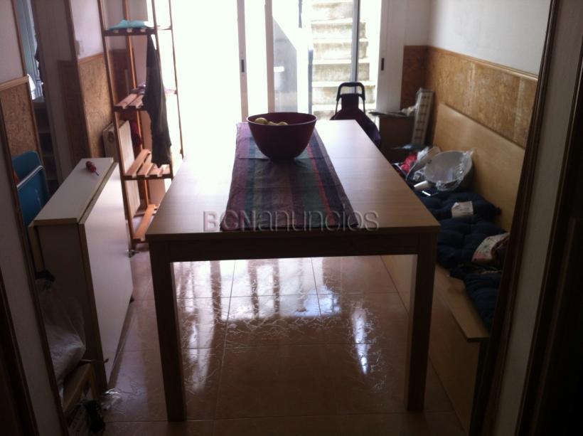 Sofás y mesa de salón