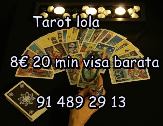 Tarot barato visa 8€ 20 min