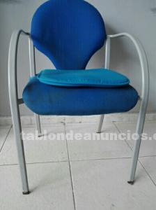 Vendo 2 sillas de oficina