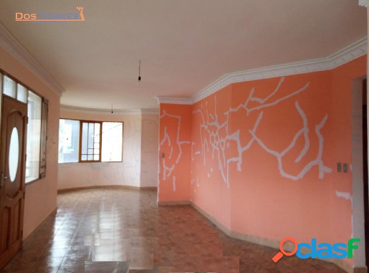 289 $ Amplio Departamento con 3 dormitorios y Garaje