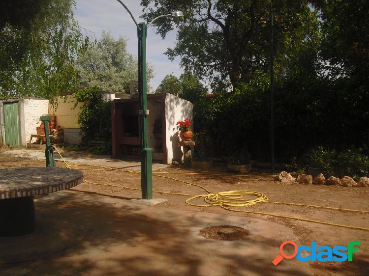5800 METROS VALLADOS, DE LOS CUALES 1.750 M/2 VALLADOS, DOS