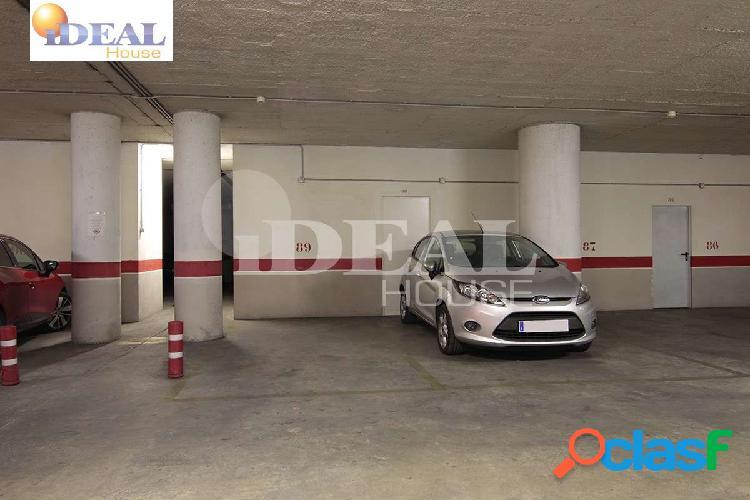 A3117J6. Plaza de garaje en el Residencial de la antigua