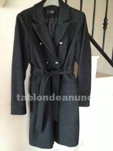 Abrigo de mujer gris