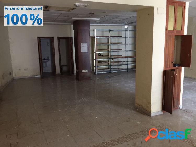 Adjudicación bancaria: Local comercial céntrico en