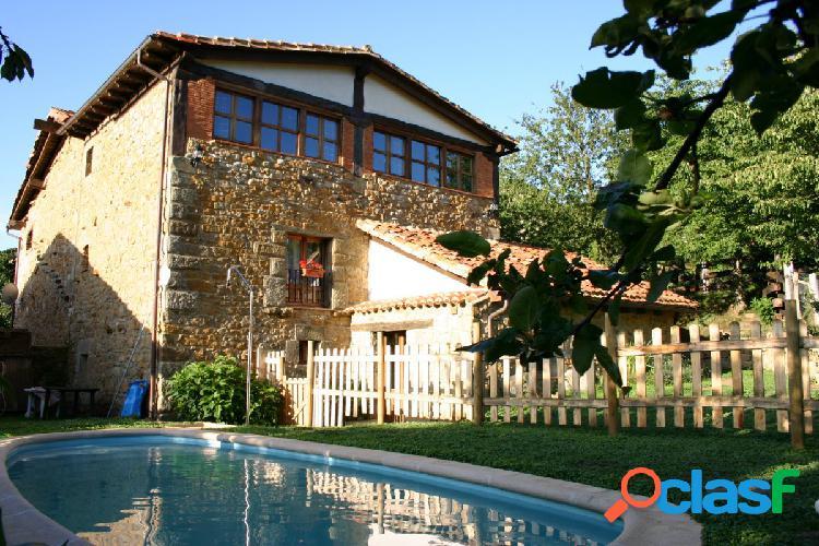 Albergue Valle de Zamanzas Burgos 21 plazas