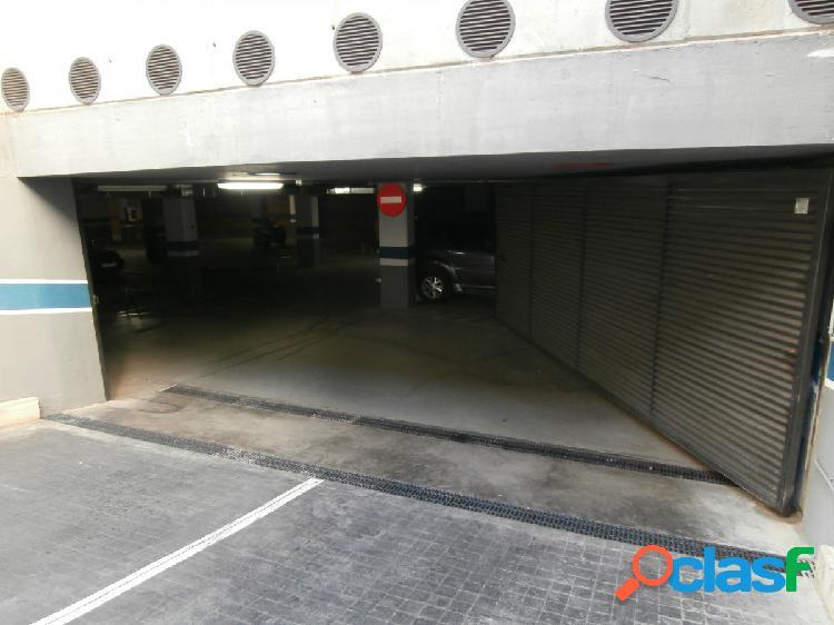 Alquiler Garaje Moto - Zona Ciudad de la Justicia Valencia