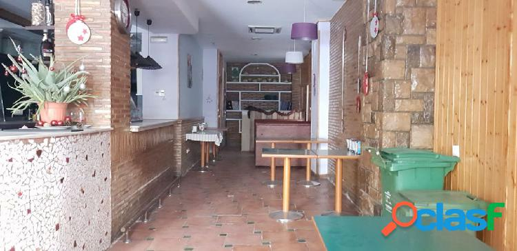Alquiler bar-restaurante en calle La Reina - El Cayanmelar