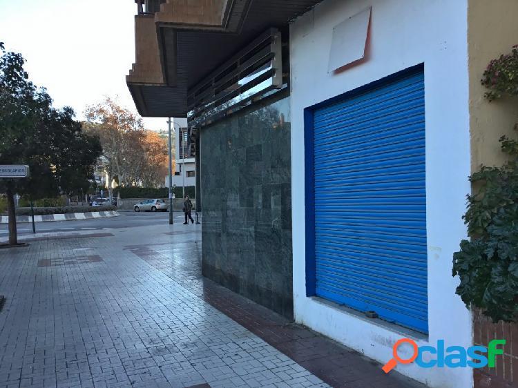 Alquiler de local comercial en Granada (Zona Pablo Picasso)